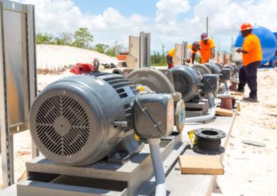High Service Distribution Pumps